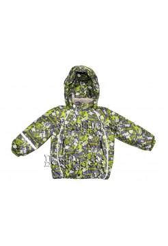 Куртка весна/осень цвет: Серый