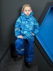 Костюм демисезонный мембранный цвет: Голубая волна