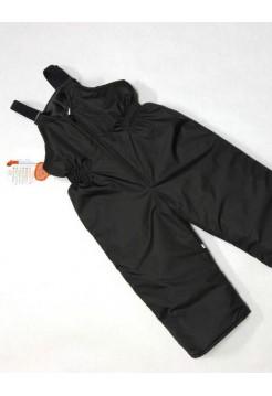 Полукомбинезон зимний цвет: Черный