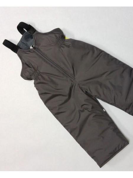 Полукомбинезон зимний цвет: Серый