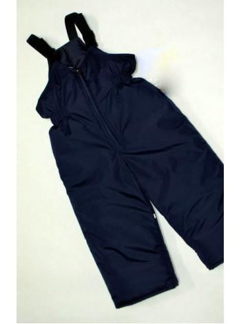 Полукомбинезон зимний цвет: синий