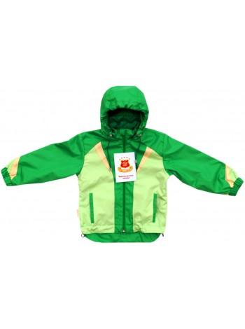 Ветровка, цвет: зел.яблоко-салатовый-ваниль