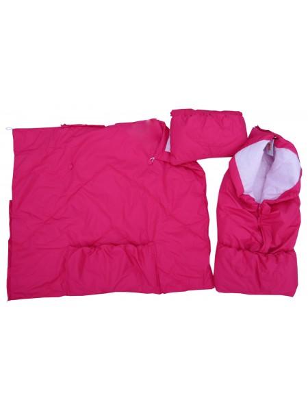 Конверт-одеяло цвет: Малина