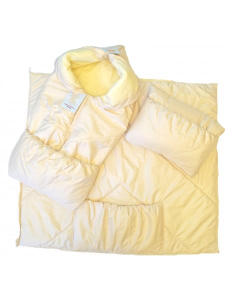 Конверт-одеяло цвет: Жемчужный