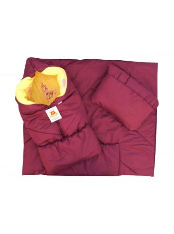 Конверт-одеяло цвет: Пурпурный