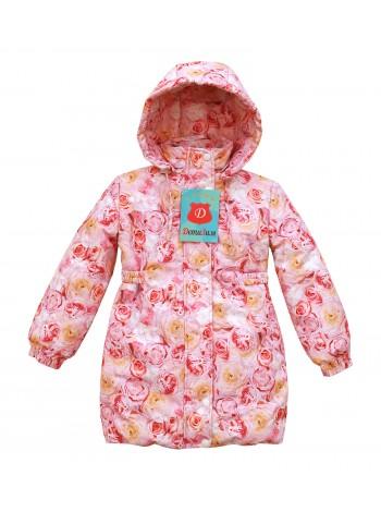 Пальто зимнее мембранное цвет: розы розовый