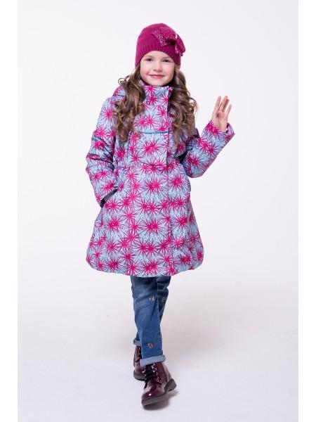 Пальто демисезонное мембранное цвет: Искры