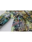 Пальто демисезонное мембранное цвет: Пиксель