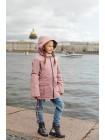 Парка цвет: Розовый