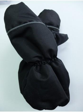 Краги зимние цвет: Черный