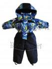 Комбинезон зимний цвет: синий скейтборд