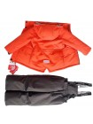 Костюм демисезонный мембранный цвет: Оранжевый спорт