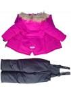 Костюм зимний мембранный цвет: Темно-розовый спорт 2021/22