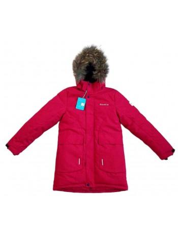Пальто зимнее мембранное цвет: Красный 2021/22